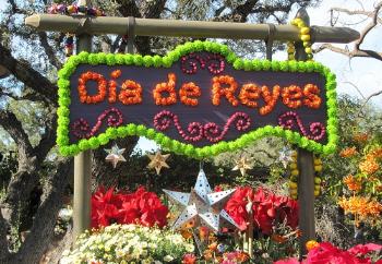 Dia de los Tres Reyes, Disneyland