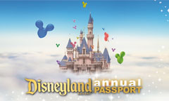Disneyland Annual Passport