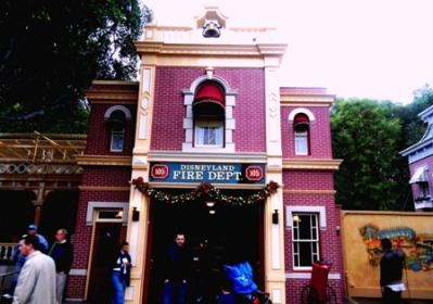 Disneyland Fire Dept.