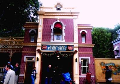 Is Disneyland ready for the big one?   OC Disney Blog