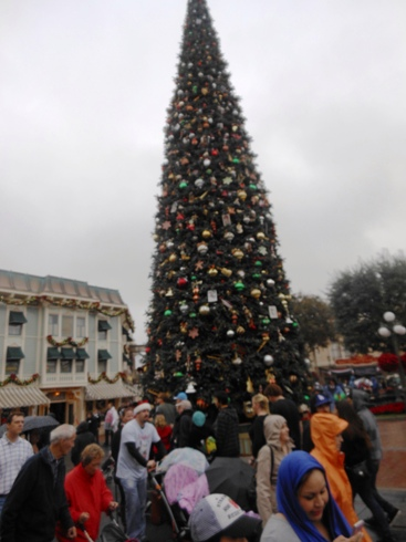 Disney's Christmas Tree