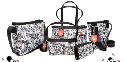 Harvey's Disney bag collection