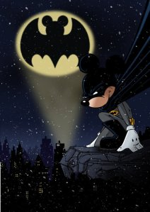 Mickey Batman