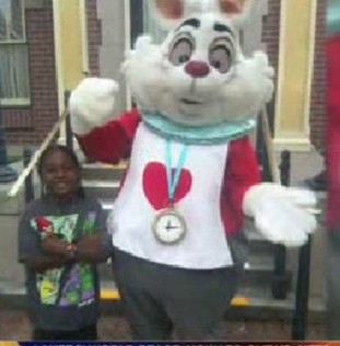 Racist White Rabbit with Jason Black Jr.