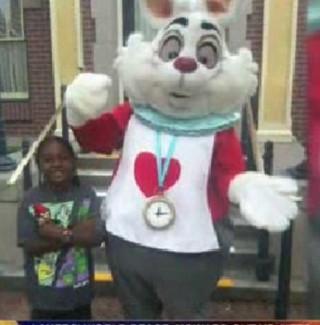 Racist White Rabbit with Jason Black Jr.