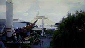 Space Mountain 2013