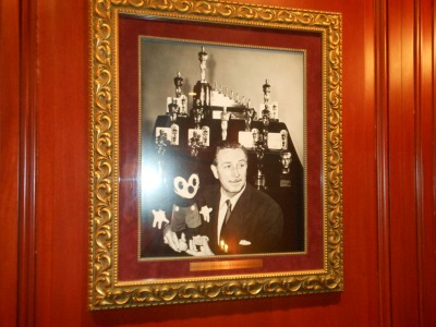 Walt Disney Picture at Club 33