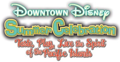 Downtown Disney Summer Celebration