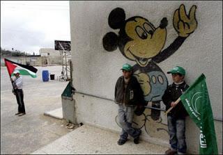 Palestinian Mickey