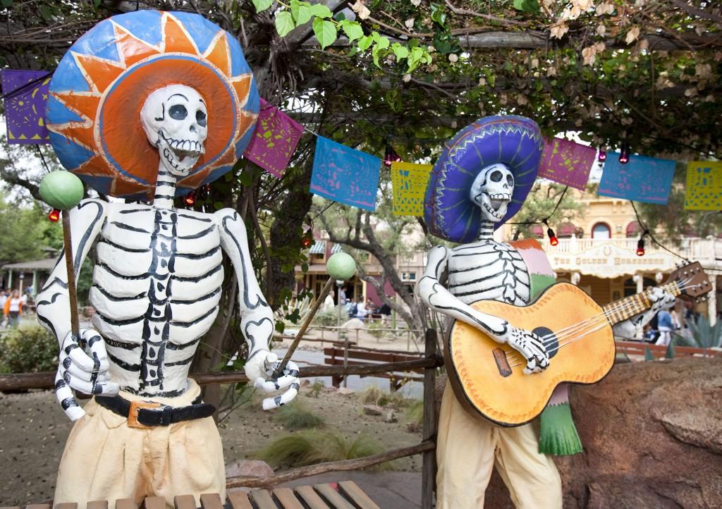 disneyland halloween dia de los muertos - Tickets For Disney Halloween Party