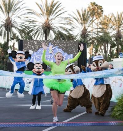 Inaugural Tinker Bell Half Marathon Winner
