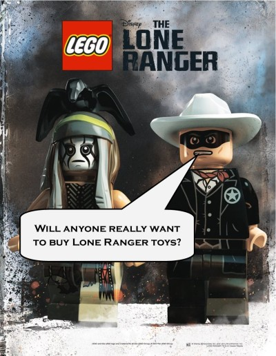 Lone Ranger Sucks