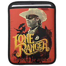 Lone Ranger IPad Sleeve
