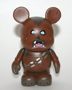 Mickey Chewbacca