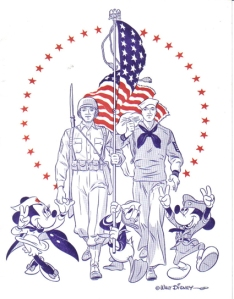 Disney honors US Veterans