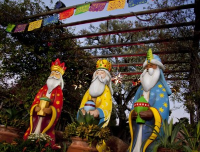 Three Kings Day at Disneyland Resort